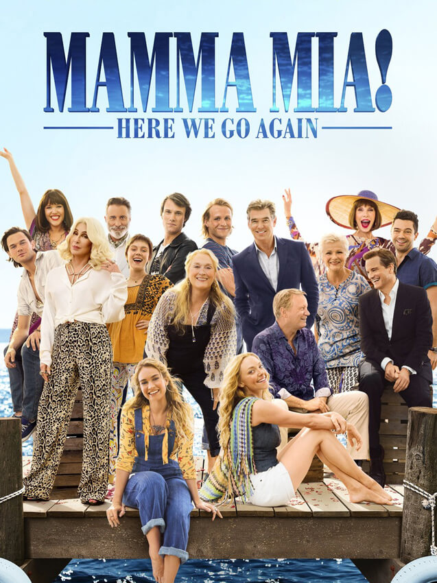 Cinema mamma mia