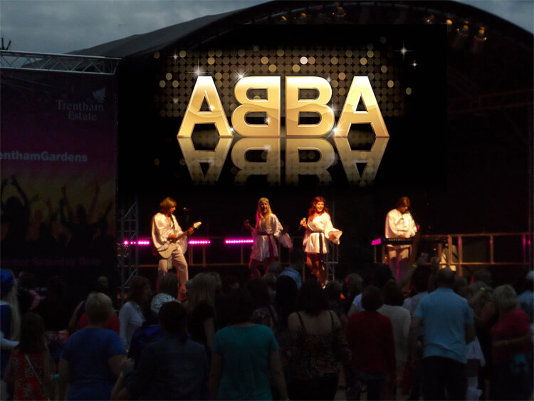 Dance to Abba at West Green