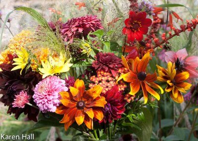 AUTUMN FLOWERS WORKSHOP