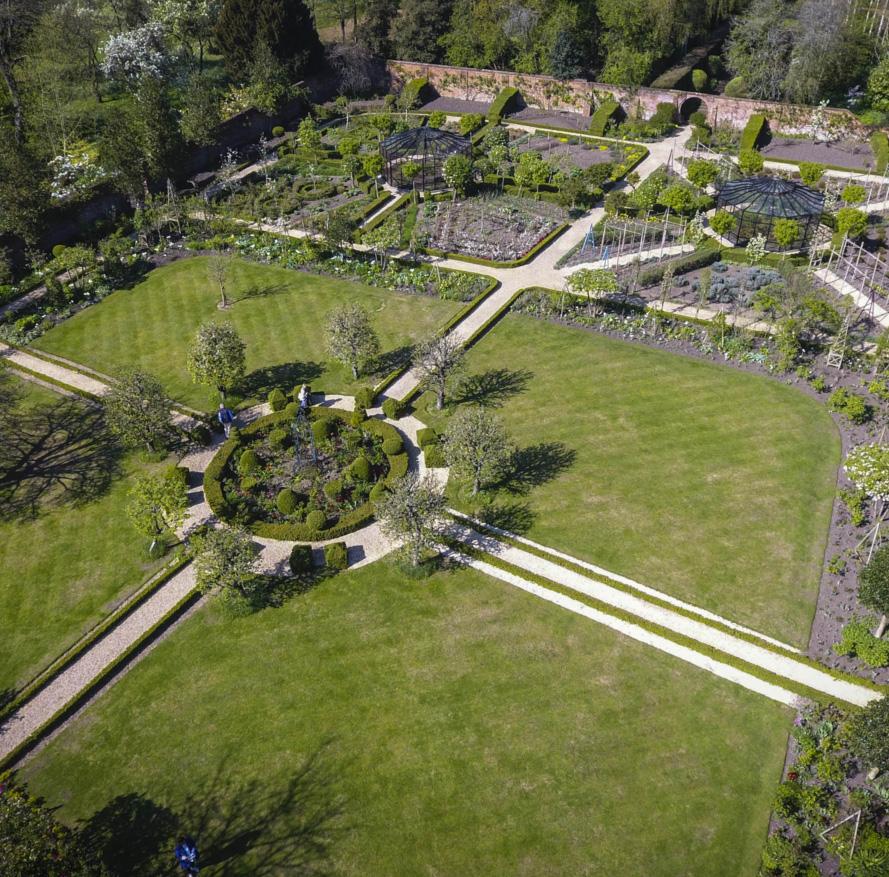West Green House Garden Tour
